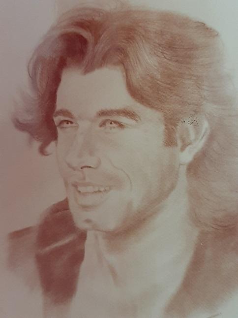 John Travolta par Bobchew